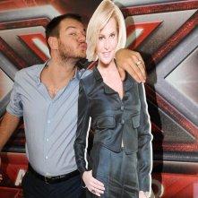 Alessandro Cattelan scherza durante i provini per X-Factor 5