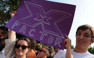 L'entusiasmo dei provinanti della quinta edizione di X-Factor (2011)