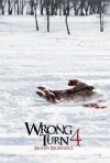 La locandina di Wrong Turn 4