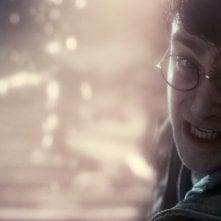 Daniel Radcliffe nel film Harry Potter e i doni della morte - parte 2