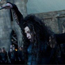 Helena Bonham Carter in Harry Potter e il doni della morte, parte 2