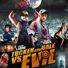 Nuovo poster per Tucker & Dale vs Evil