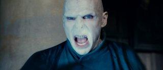 Ralph Fiennes, diabolica nemesi di Harry Potter e i doni della morte - parte 1