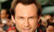 Christian Slater in Headshot