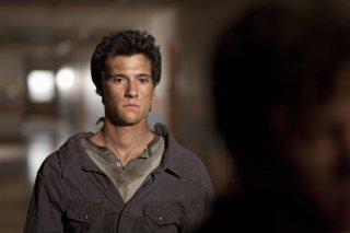 Drew Roy nell'episodio Silent Kill della serie Falling Skies