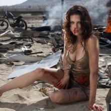 Julia Voth in una scena del film Bitch Slap - Le superdotate