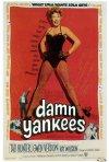 La locandina di Damn Yankees