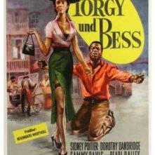 La locandina di Porgy and Bess