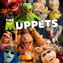 Locandina internazionale de I Muppet