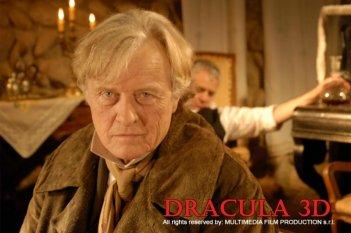 Rutger Hauer in Dracula 3D