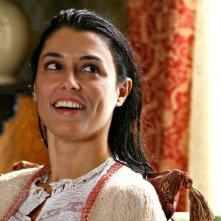 Giuseppe Moscati: Paola Casella in una scena della fiction