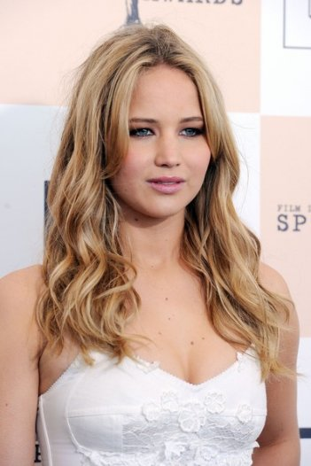 Jennifer Lawrence ai Film Independent Spirit Awards 2011