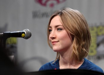 Saoirse Ronan in occasione del WonderCon 2011 a San Francisco.
