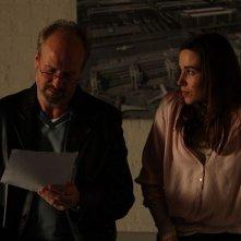 William Hurt in una scena del film Late Bloomers