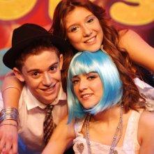 I Pops nella serie In Tour di Disney Channel
