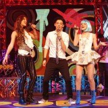 La band dei Pops nella serie In Tour
