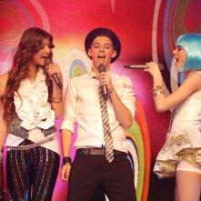 La band dei Pops si esibisce nella serie In Tour