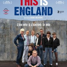 Locandina italiana di This is England