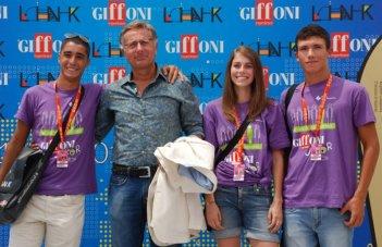 Paolo Bonolis al Giffoni Film Festival 2011