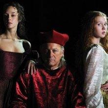 Un'immagine promozionale della serie I Borgia