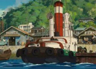 Una immagine del film Kokurikozaka Kara