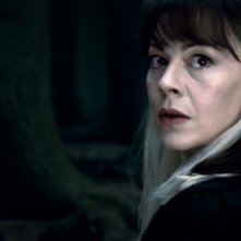 Helen McCrory in Harry Potter e i doni della morte - parte 2