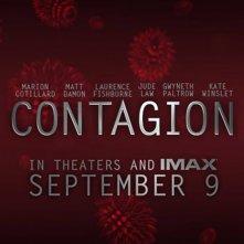 La locandina di Contagion