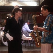 Liza Minnelli e Robert De Niro in una scena di New York New York