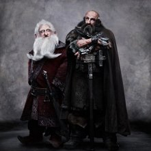 Ancora due nuovi nani di The Hobbit: An Unexpected Journey: Ken Stott nei panni di Balin e Graham McTavish in quelli di Dwalin