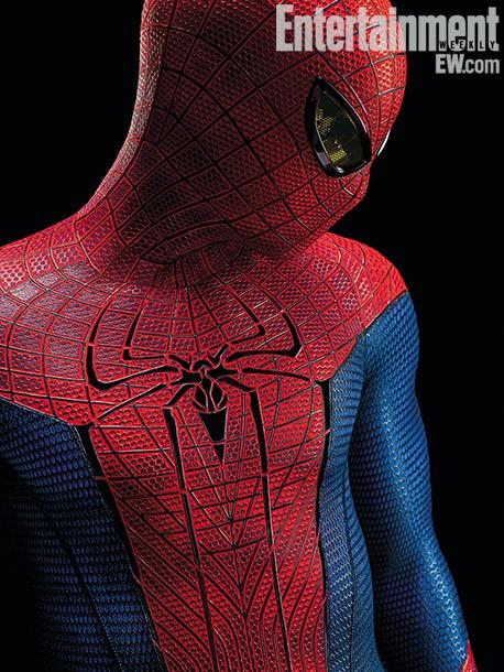 Andrew Garfield Nei Panni Di Spider Man In Un Immagine Pubblicata Da Entertainment Weekly 209380