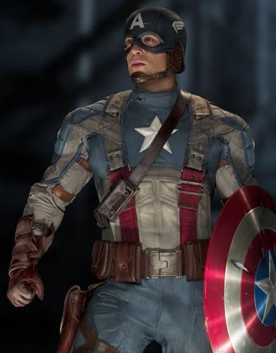 Chris Evan Nei Panni Di Captain America Il Primo Vendicatore 209332