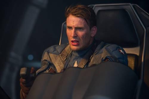 Chris Evans In Una Scena Drammatica Di Captain America Il Primo Vendicatore 209339