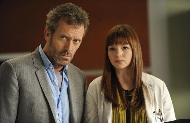 Hugh Laurie Ed Amber Tamblyn Nell Episodio Last Temptation Di Dr House 209307