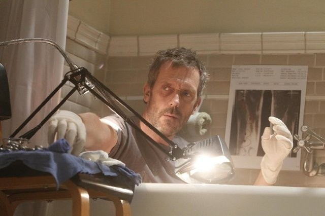 Hugh Laurie Nell Episodio After Hours Di Dr House 209300