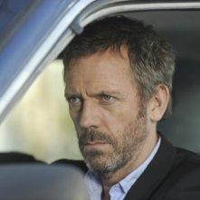 Hugh Laurie nell'episodio 'Andare avanti' di Dr House