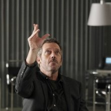 Hugh Laurie nell'episodio Recession Proof di Dr House