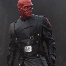 Hugo Weaving è Red Skull in Captain America
