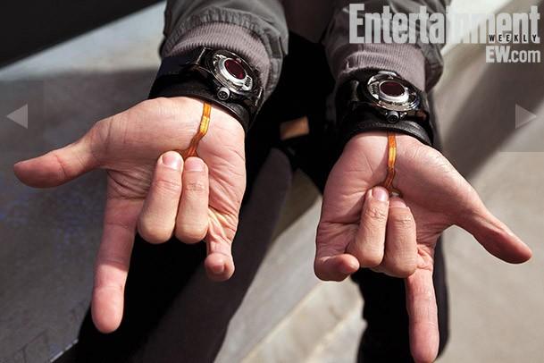 I Polsi Di The Amazing Spider Man In Un Immagine Pubblicata Da Entertainment Weekly 209389