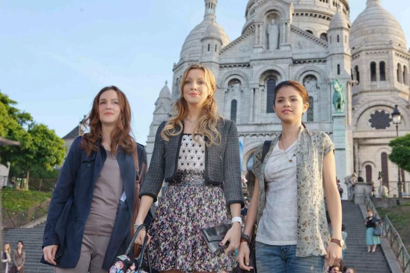 Katie Cassidy Selena Gomez E Leighton Meester Romatiche Sognatrici In Monte Carlo 209352