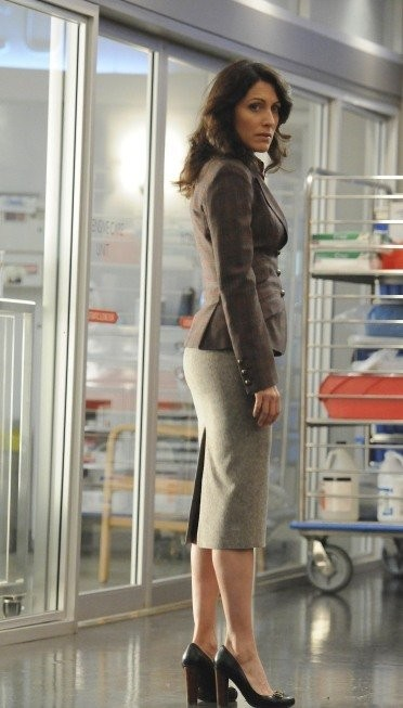 Lisa Edelstein Nell Episodio Out Of The Chute Di Dr House 209315