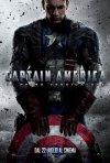 Locandina ufficiale per Captain America: il primo vendicatore