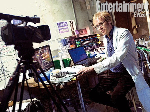 Rhys Ifans E Il Dr Curt Connors In Una Immagine Di Spider Man Pubblicata Da Entertainment Weekly 209387