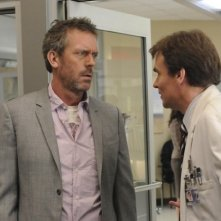 Robert Sean Leonard e Hugh Laurie nell'episodio You Must Remember This di Dr House