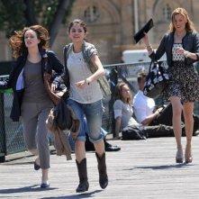 Selena Gomez e Leighton Meester con Katie Cassidy a Monte Carlo