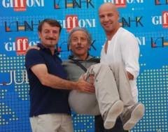 Aldo, Giovanni e Giacomo: 'Il nostro vero collante è il pubblico'