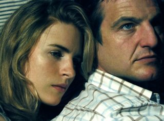 Brit Marling con William Mapother in Another Heart