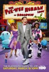 La locandina di The Pee-Wee Herman Show on Broadway