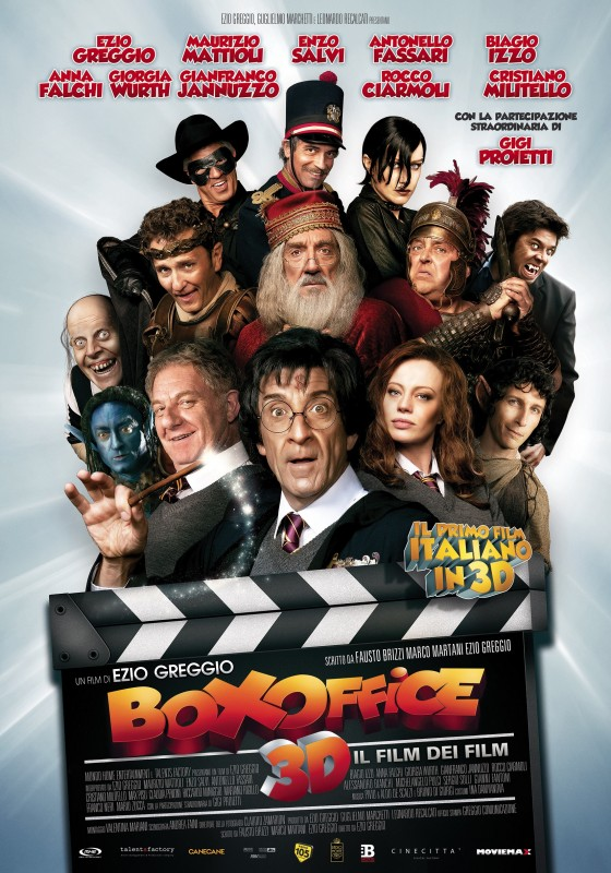 Locandina Di Box Office 3D 209489