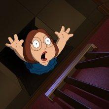 Meg Griffin in una scena dell'episodio And Then There Were Fewer della serie-tv I Griffin