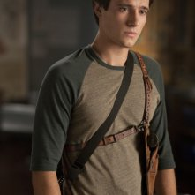 Drew Roy in una scena dell'episodio Sanctuary (parte 1) della serie Falling Skies